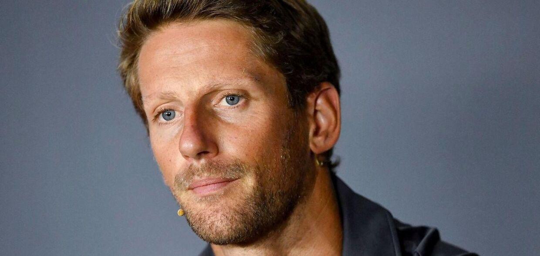 Romain Grosjean blev nummer seks i Italien, men den placering blev taget fra ham.