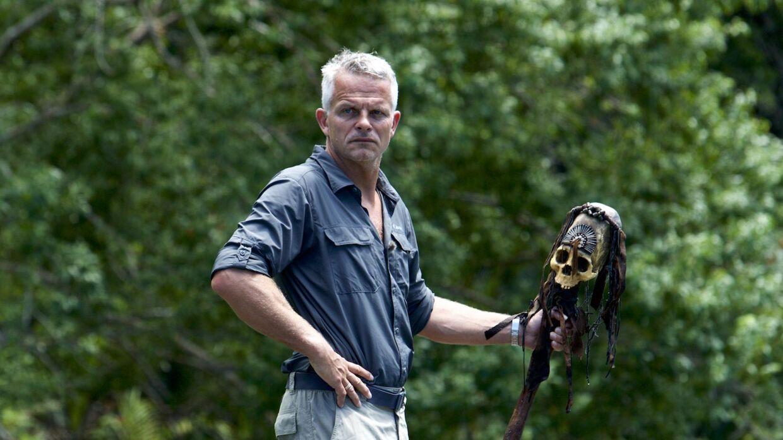 Jakob Kjeldbjerg er endnu en gang ekspeditionsleder på realityprogrammet 'Robinson Ekspeditionen'.