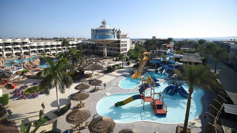 Det er blandt andet Hurghada i Egypten, der har haft held med at lokke flere turister til - på bekostning af Spanien.