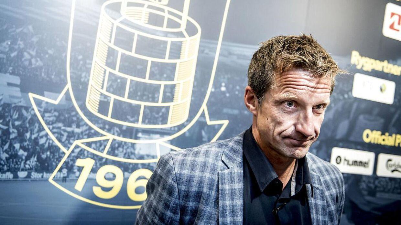 Troels Bech har opsagt sit job som sportsdirektør i Brøndby.