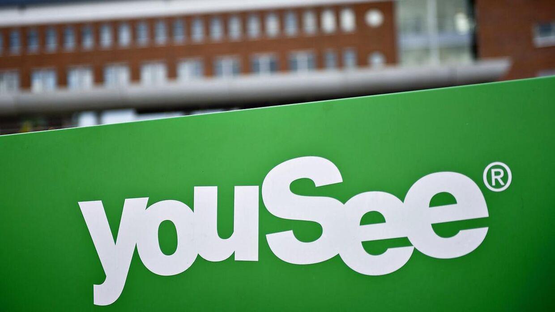 Yousee hæver priserne for ottende år i træk. Arkivfoto