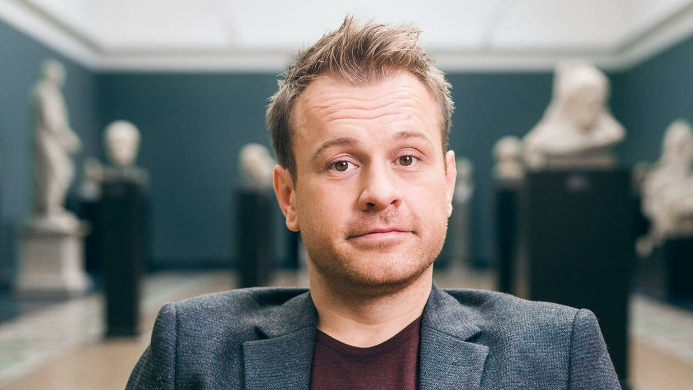 Christian Fuhlendorff har premiere på 'Går over i historien 2' 6. september.