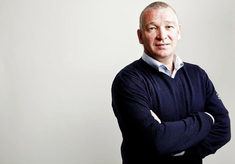 John Faxe er midlertidig landstræner mod Slovakiet.