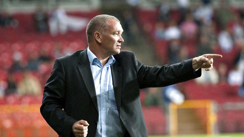 John Faxe Jensen skal stå i spidsen for det alternative landshold, der skal møde Slovakiet i en venskabskamp onsdag.