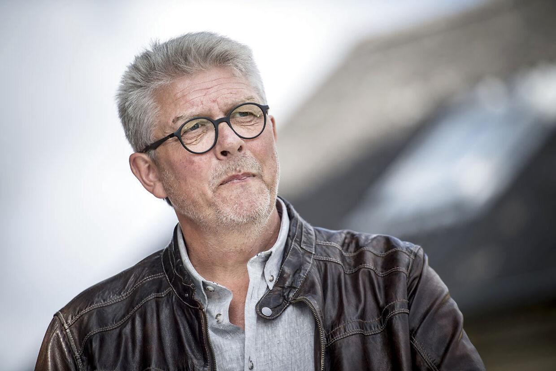 SF's politiske ordfører, Karsten Hønge, mener, at politiet bruger for mange resuser på at beskytte den ultra-nationalistiske politiker Rasmus Paludan.