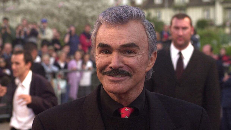 Burt Reynolds.