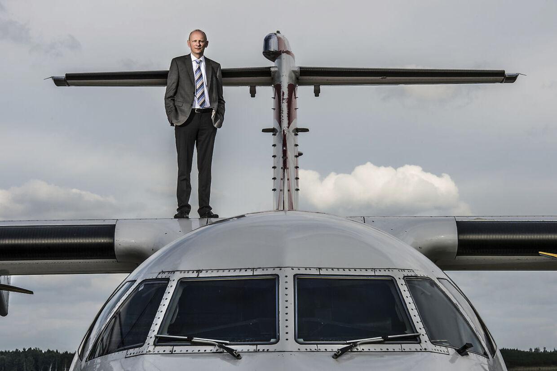 Martin Møller Nielsen er blandt Danmarks rigeste 20 personer. Arkivfoto