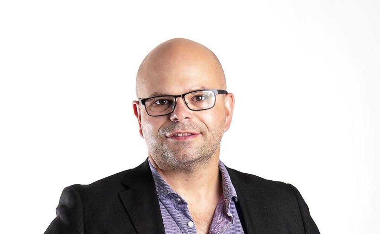 Redaktionschef Thomas Nørmark Krog. Foto: Nils Meilvang