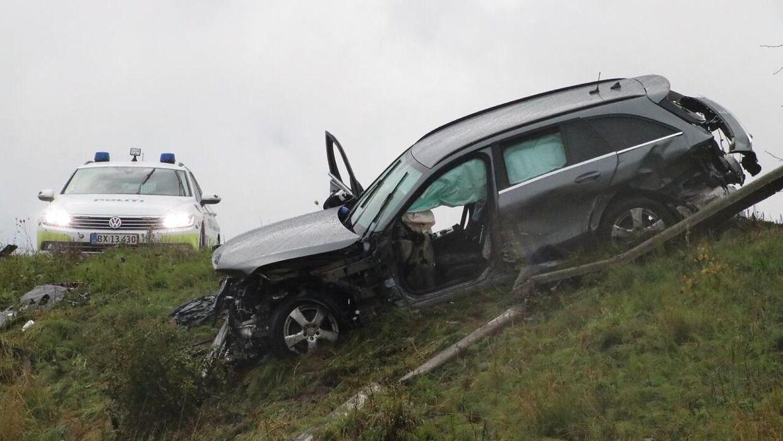 Betjenten var 35 år, og da han var på tjeneste under ulykken, skal hændelsen undersøges af Den Uafhængige Politiklagemyndighed (DUP).