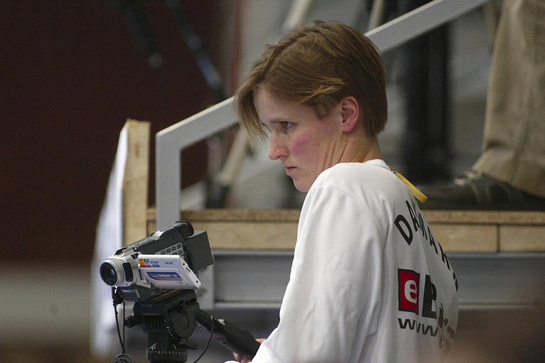 Lene Rantala nåede at spille 227 danske landskampe. Claus Fisker/arkiv/Ritzau Scanpix