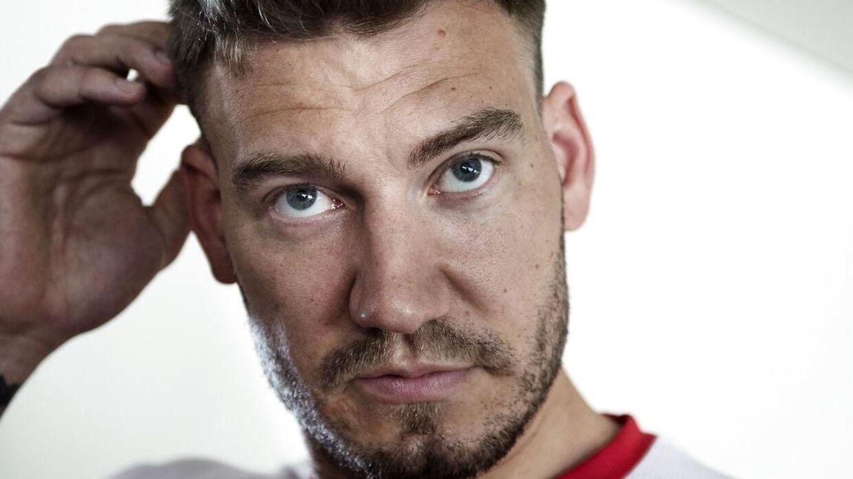 Rosenborg-angriberen Nicklas Bendtner er søndag nat blevet anmeldt for vold mod en taxichauffør.
