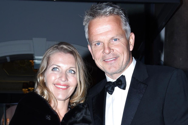 Christine og Jakob Kjeldbjerg har levet adskilt fra hinanden i små to måneder om året siden 2004, hvor tv-værten har været 'Robinson Ekspeditionen's ekspeditionsleder. Claus Bech/Ritzau Scanpix