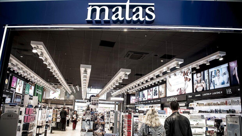 Matas er en af største spillere på markedet for personlig pleje.