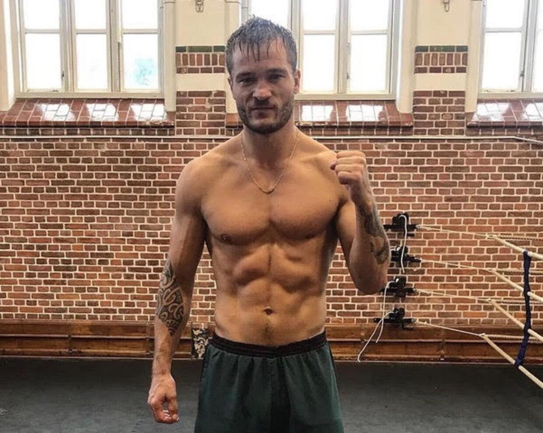 Jeppe Morell fra Danish Fight Nigth er tættere end nogensinde på at få opfyldt drømmen om at møde Patrick Nielsen. (Foto: pressebillede)