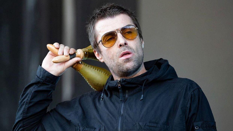 Sangeren Liam Gallagher, som var forsangeren i Oasis.