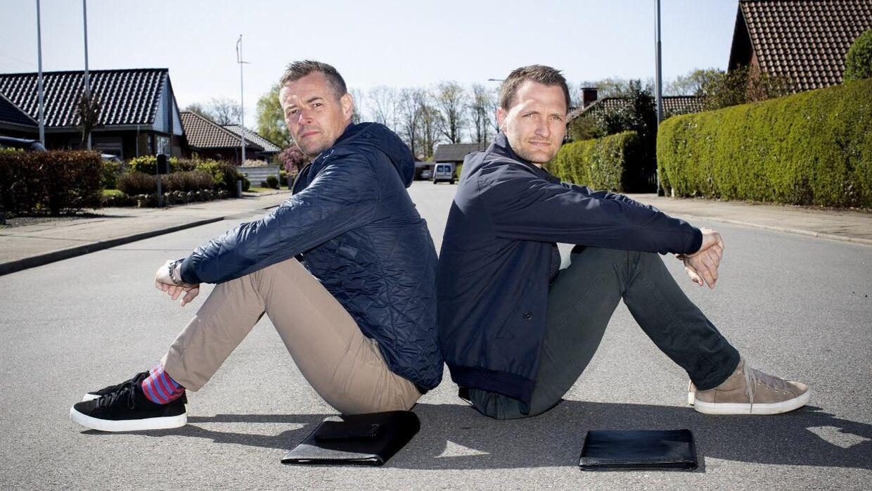 Carsten Linnemann og Kenneth Hansen er i denne uge taget til Esbjerg for at hjælpe et ungt par.