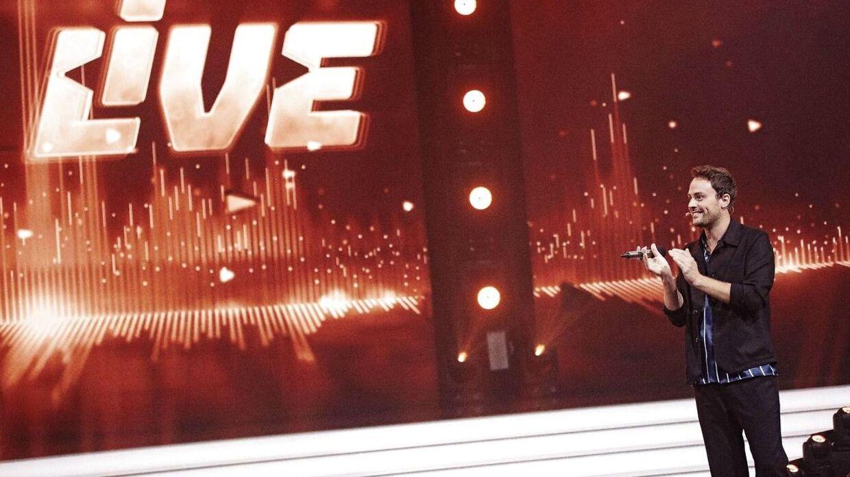Kristian Gintberg er vært på DR's nye underholdningsshow 'Live!'