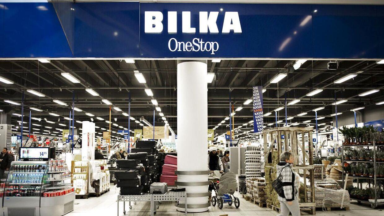 Bilka i København. (Arkiv).