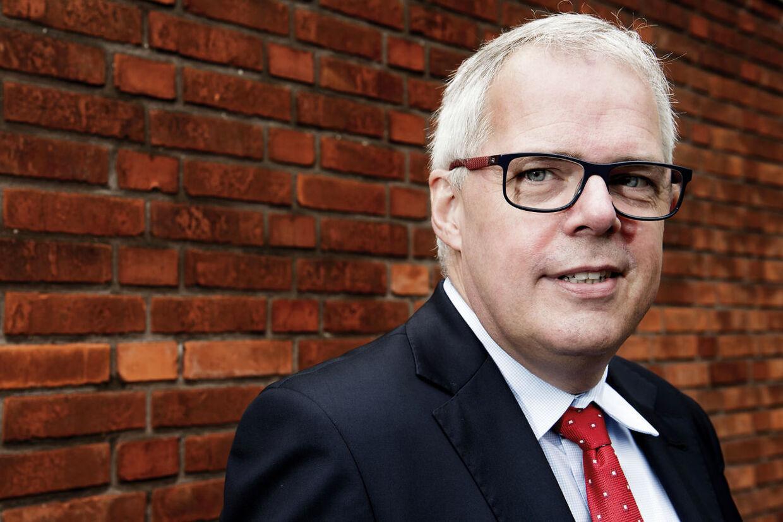 Carsten Nøddebo, administrerende direktør i Realkredit Danmark, mener, at realkreditinstitutterne står stærkt i forvejen.