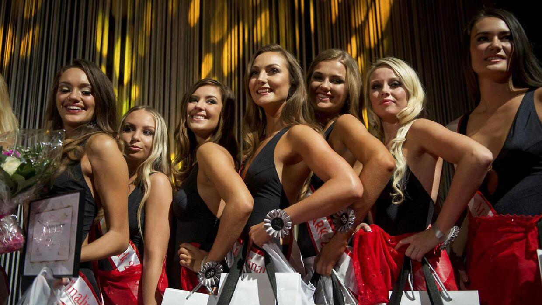 Miss Denmark 2015.