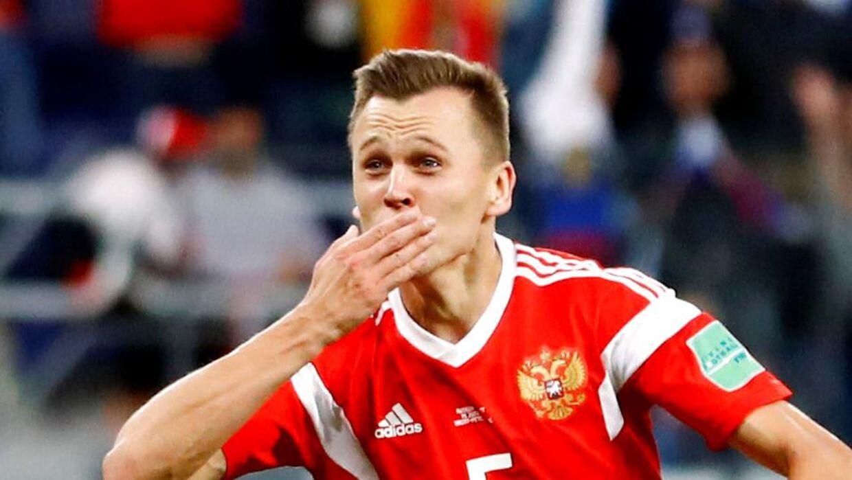 Denis Cheryshev undersøges for doping.