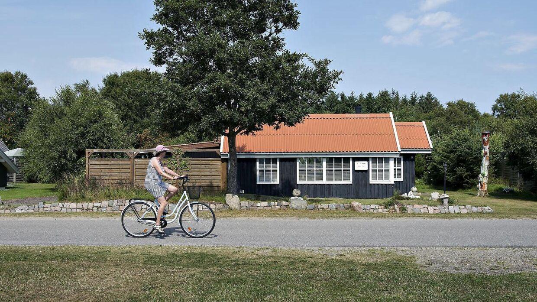 Ligesom resten af boligmarkedet, så er sommerhusmarkedet en opdelt affære, når det kommer til pris.. ARKIVFOTO: Sommerhus i Danmark.