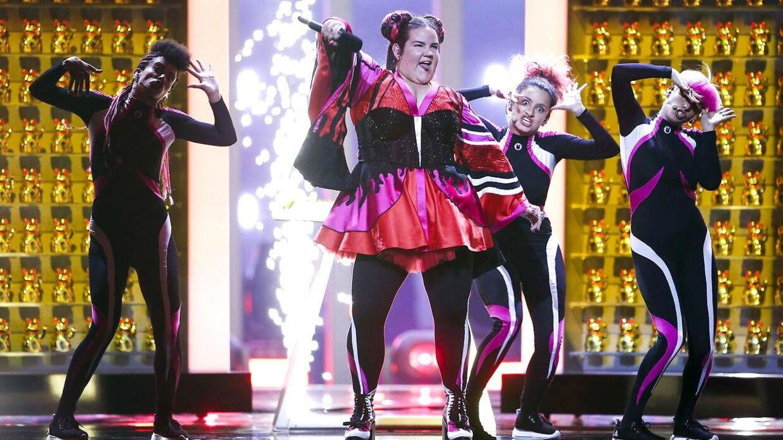 Israels Netta vandt sidste år Eurovision Song Contest.