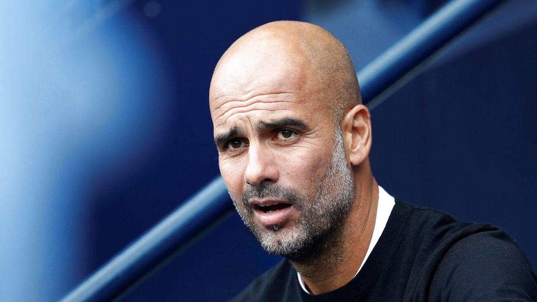 Pep Guardiola åbner på spansk tv for drømmen om at vende hjem til Barcelona.