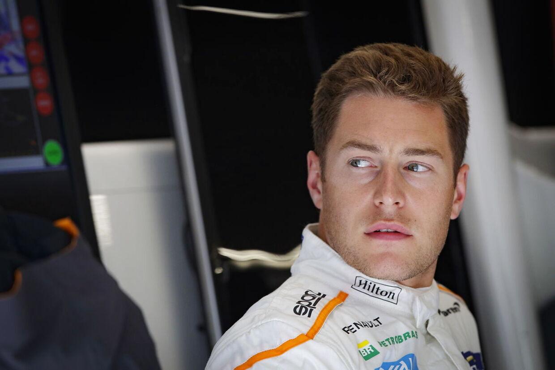 Stoffel Vandoorne er færdig hos McLaren efter to år hos teamet.