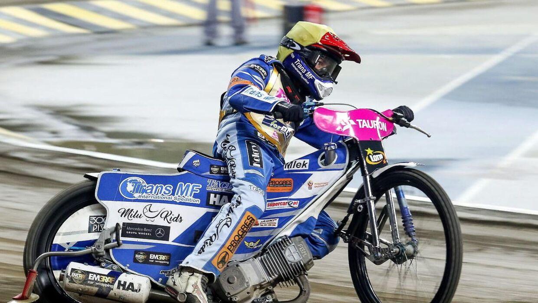 Leon Madsen er ny Europamester i Speedway.