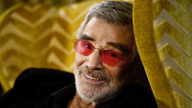 Burt Reynolds har udeladt sin søn fra sit testamente.