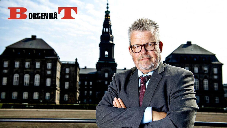 B.T.'s politiske redaktør, Andreas Karker.