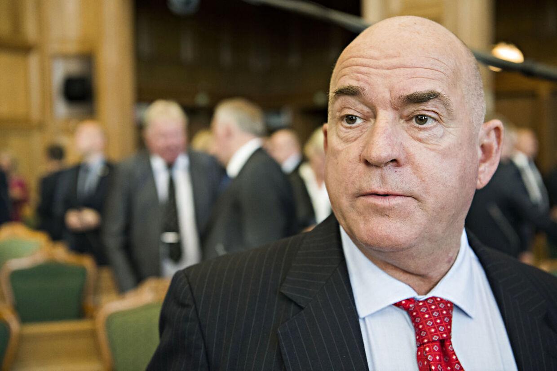 Søren Espersen (DF) tror, at paradigmeskiftet allerede kan gennemføres med Løkke-regeringen ved finanslovsforhandlingerne i år.