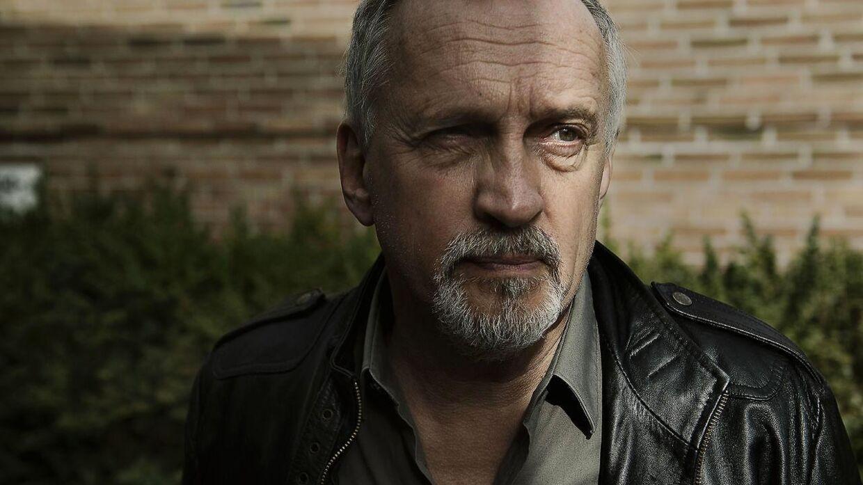 Krimiforfatter Jussi Adler Olsen har skrevet syv bøger i serien om 'Afdeling Q'.