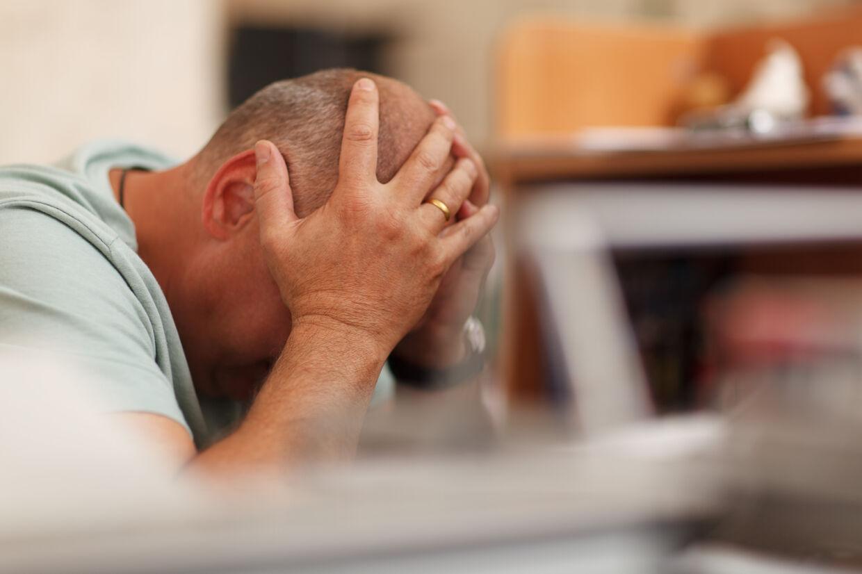 Får man ikke hjælp i rette tid, når stressbelastningen bliver for tung, så har det voldsomme omkostninger for både den enkelte og for samfundet.  Ifølge nye tal fra regeringen koster stress årligt 29 milliarder kroner. (modelfoto) Colourbox/Free