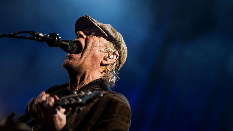Kim Larsen blev 72 år. Han var en af de største, hvis ikke den største, danske musikere nogensinde.