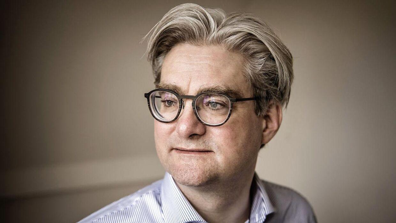 Søren Pind, tidligere minister.