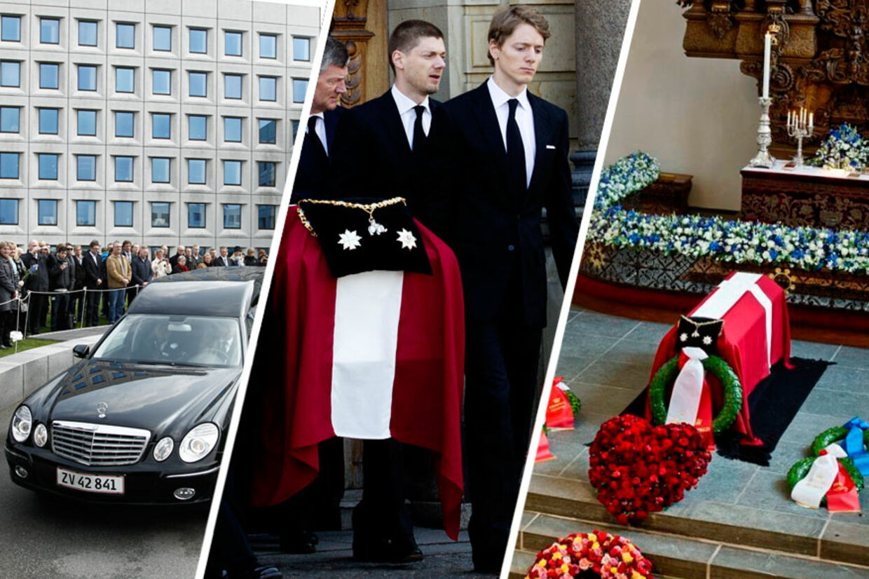 Hele Danmark tog lørdag d. 21. april 2012 afsked med den største forretningsmand i landets moderne historie, Mærsk Mc-Kinney Møller.