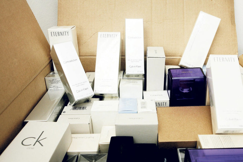Kopi-parfumer kan være tilsat ikke godkendte stoffer, som gør dem sundhedsskadelige.