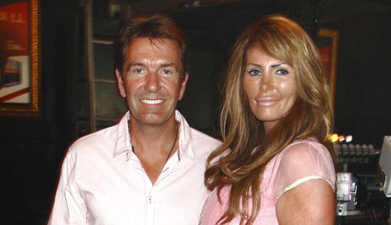 Forretningsmand Erik Damgaard og Anni Fønsby skal skilles. De har sammen datteren Victoria.