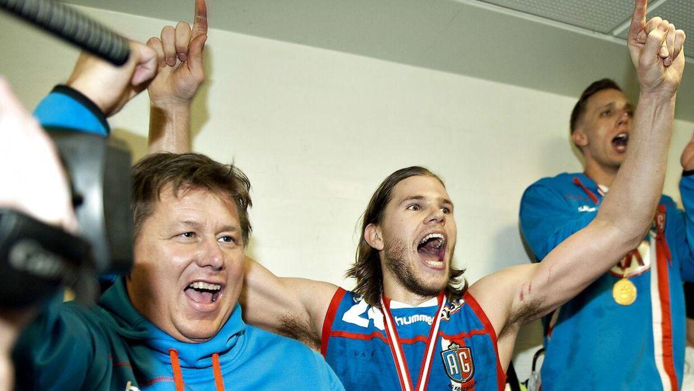 Nyheden om Jesper 'Kasi' Nielsens tilbagevenden til håndboldverdenen bliver ikke taget vel imod af de danske håndboldchefer.
