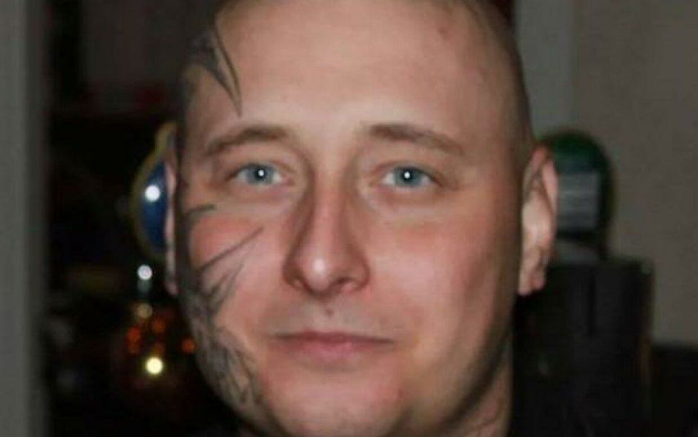 Den 30-årige Hells Angels-rocker Martin Helbo blev dræbt ved et skyderi i Hobro, da han opsøgte en nu 33-årig mand, der år forinden havde brudt med rockerklubben, på dennes bopæl. Foto: Privat
