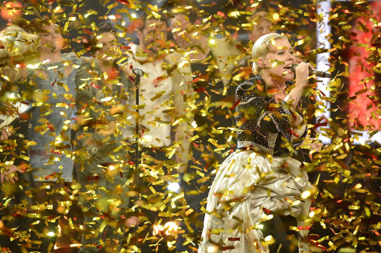 Emilie Päevatalu fra Team L.O.C.løb med sejren i 'Voice - Danmarks største stemme' 2012. I finalen sang hun blandt andet nummeret 'Skandale', som Emilie selv har skrevet med coach L.O.C.