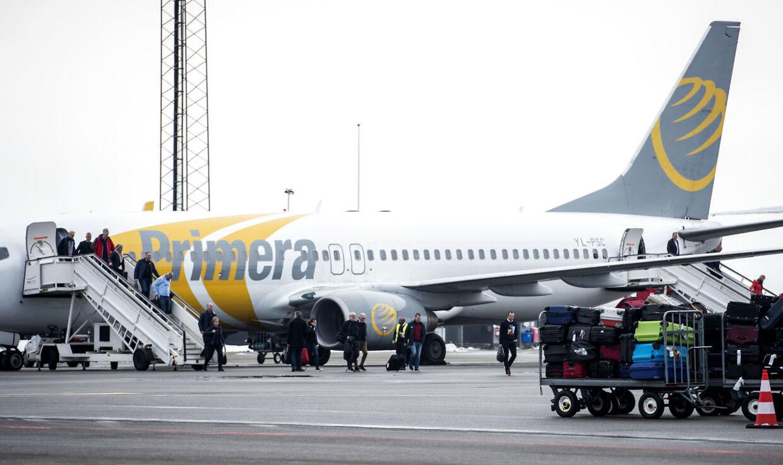 Primera Air blev grundlagt i 2009.