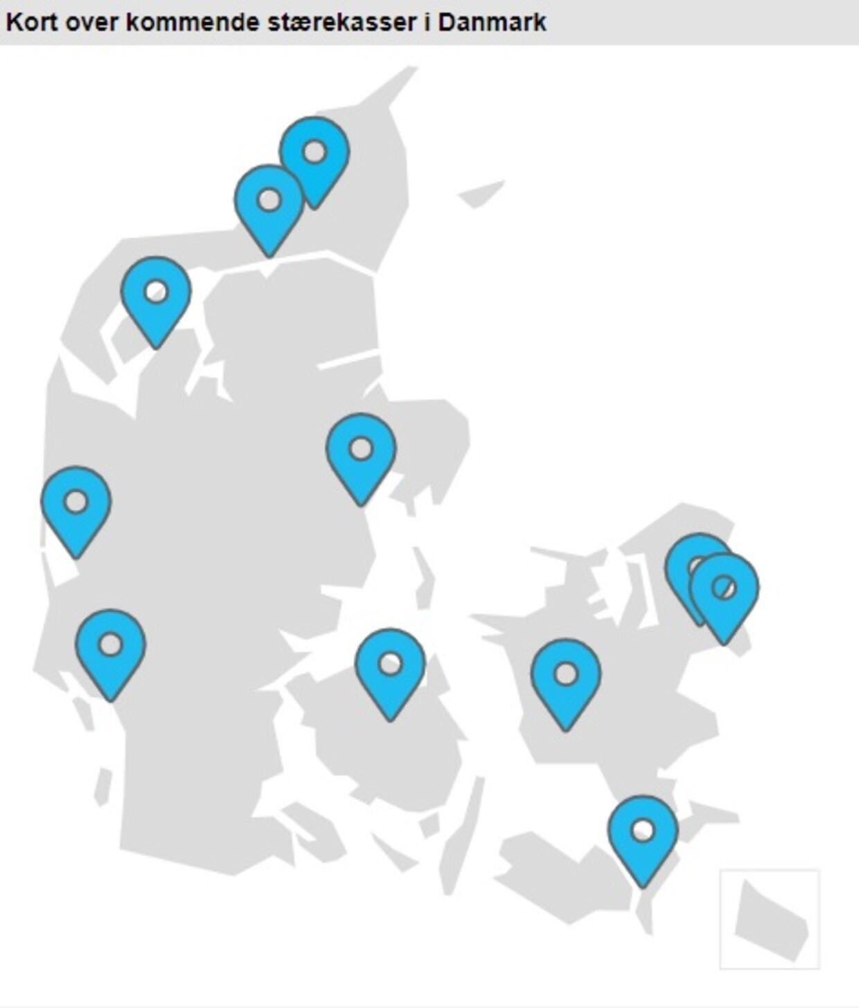 Tirsdag Startes Danmarks Forste Permanente Fartkontrol Bt Krimi