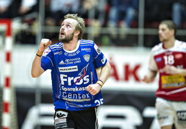 Rasmus Nielsen og holdkammeraterne i Ribe-Esbjerg har ikke haft meget at juble over i denne sæson.
