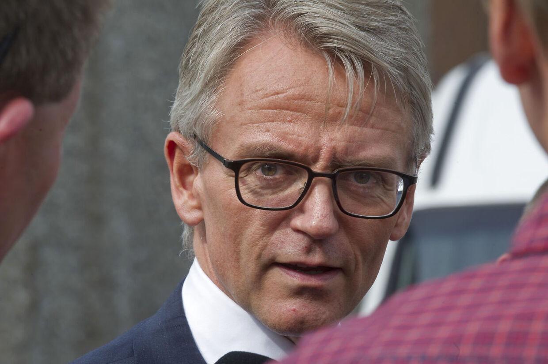 Advokat Henrik Stagetorn. (Foto: Jens Nørgaard Larsen/Scanpix 2012)