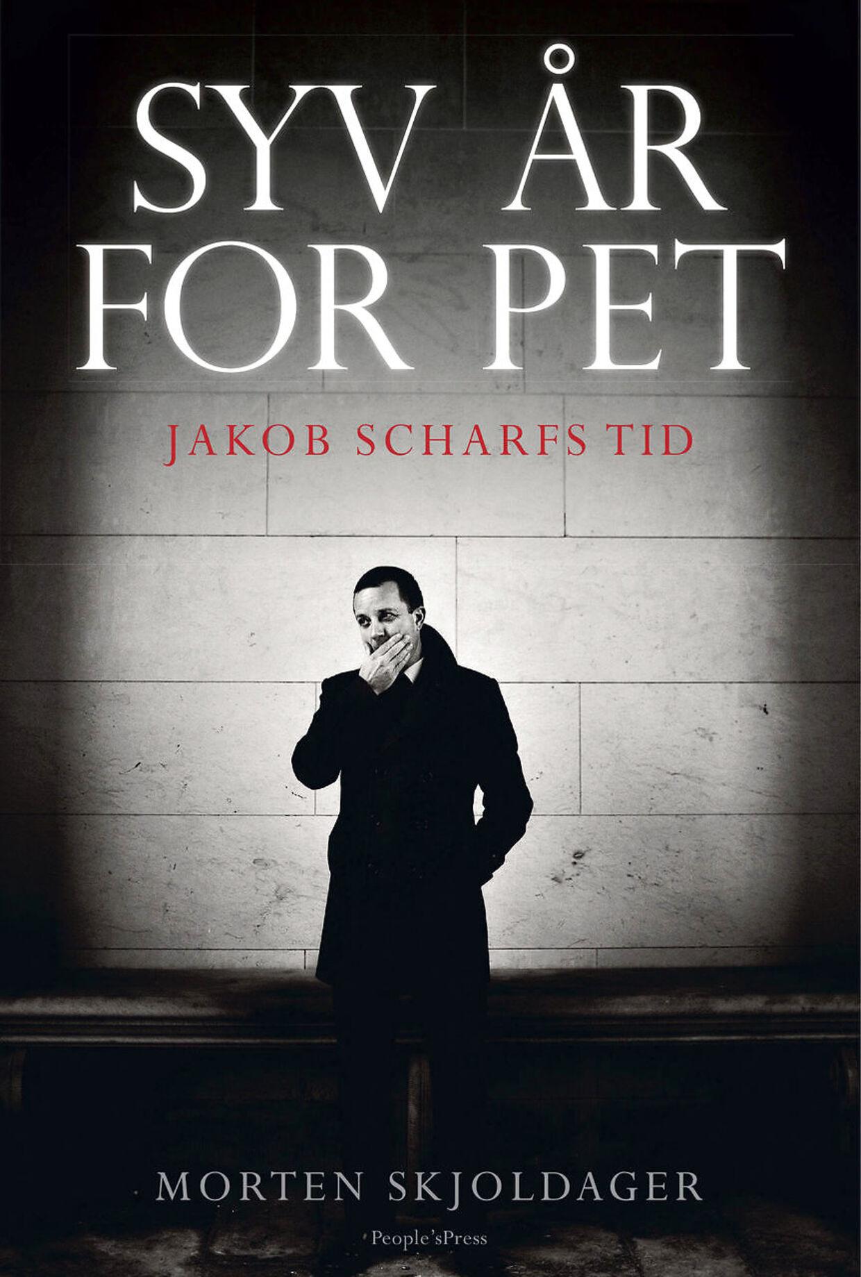 """Der er afsat retsdage i straffesagen mod tidligere PET-chef Jakob Scharf. Han er anklaget for at bryde sin tavshedspligt i bogen """"Syv år for PET"""". (Foto: People Press/Ritzau Scanpix)"""