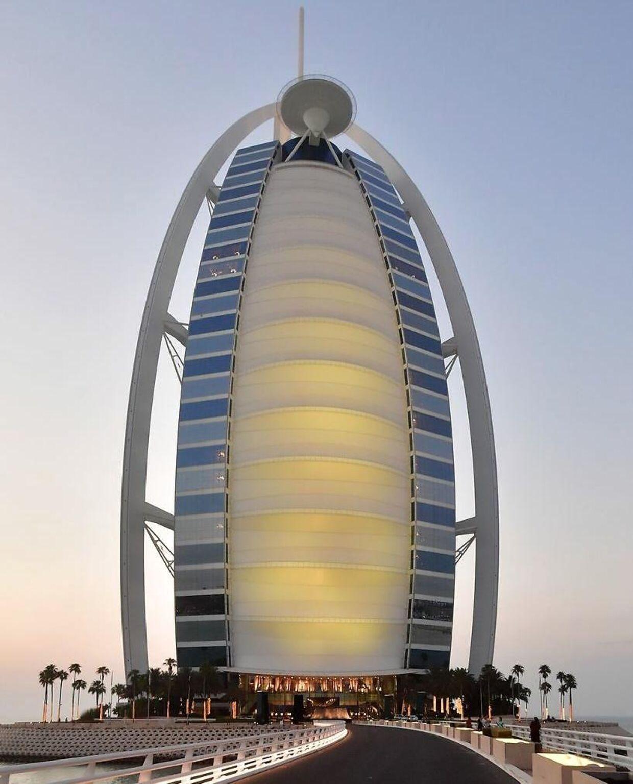Dubai er den by i verden, hvor turister i 2017 lagde flest kontanter.