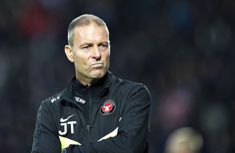 Belgiske Gent betaler FC Midtjylland et større millionbeløb for Jess Thorup, som præsenteres som klubbens nye cheftræner onsdag klokken 16.